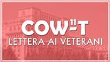 COW-T 11 - Lettera ai veterani dell'iniziativa